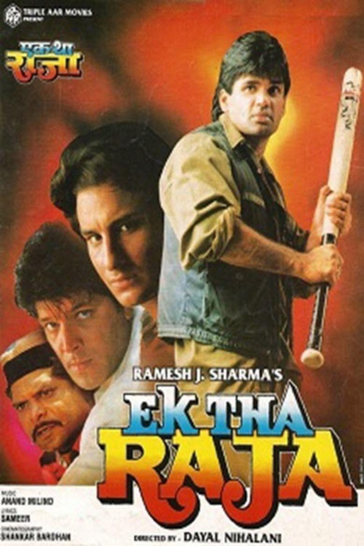 Ek Tha Raja movie poster