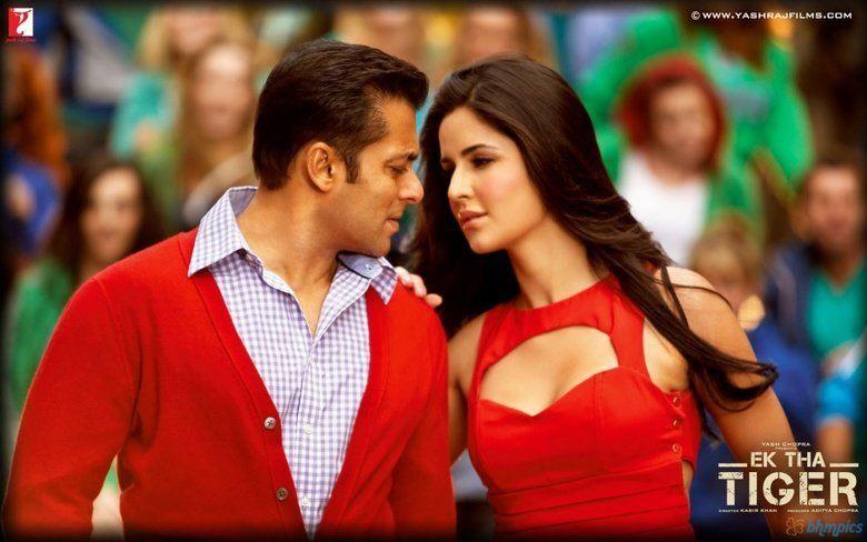 Ek Tha Tiger movie scenes
