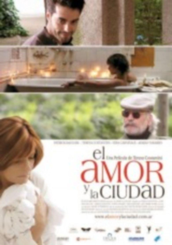 El Amor y la ciudad movie poster