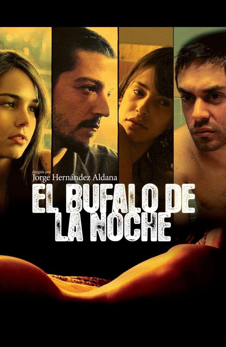 El Bufalo de la Noche (film) movie poster