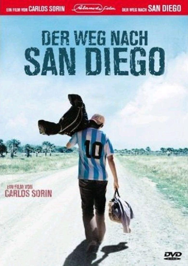 El Camino de San Diego movie poster