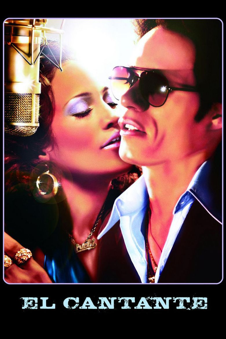 El Cantante movie poster