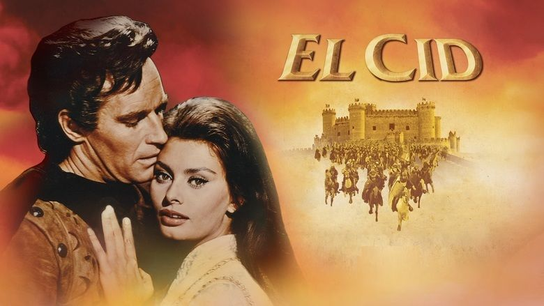 El Cid (film) movie scenes