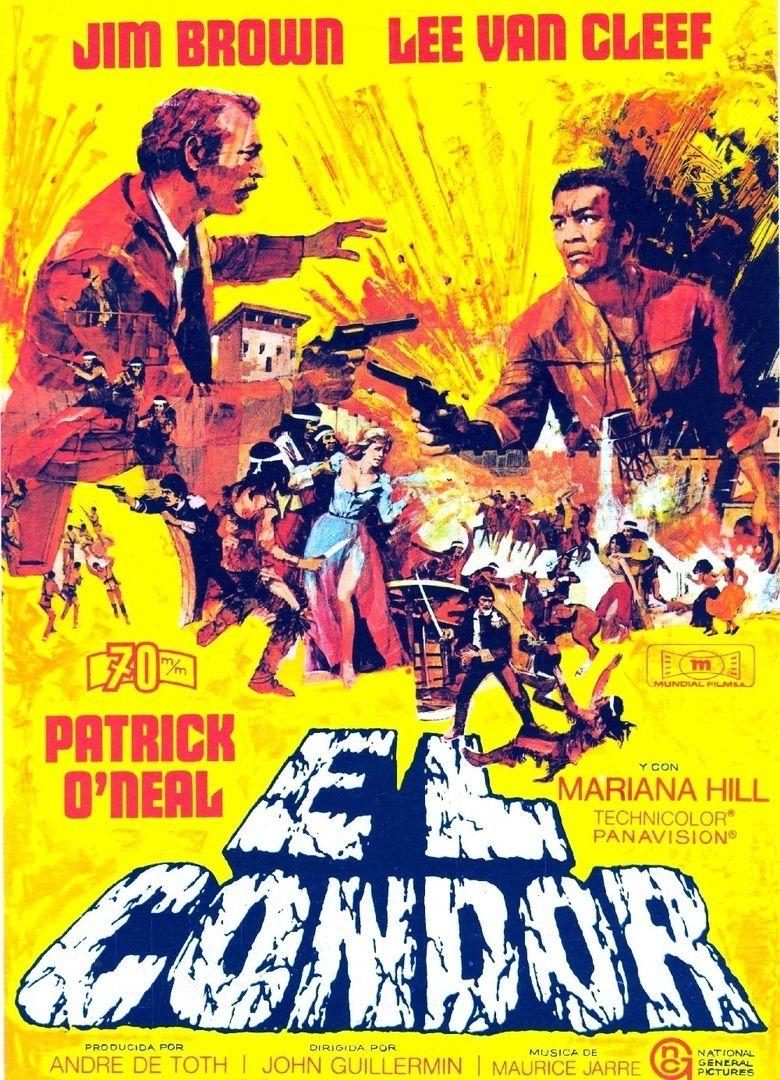 El Condor (film) movie poster