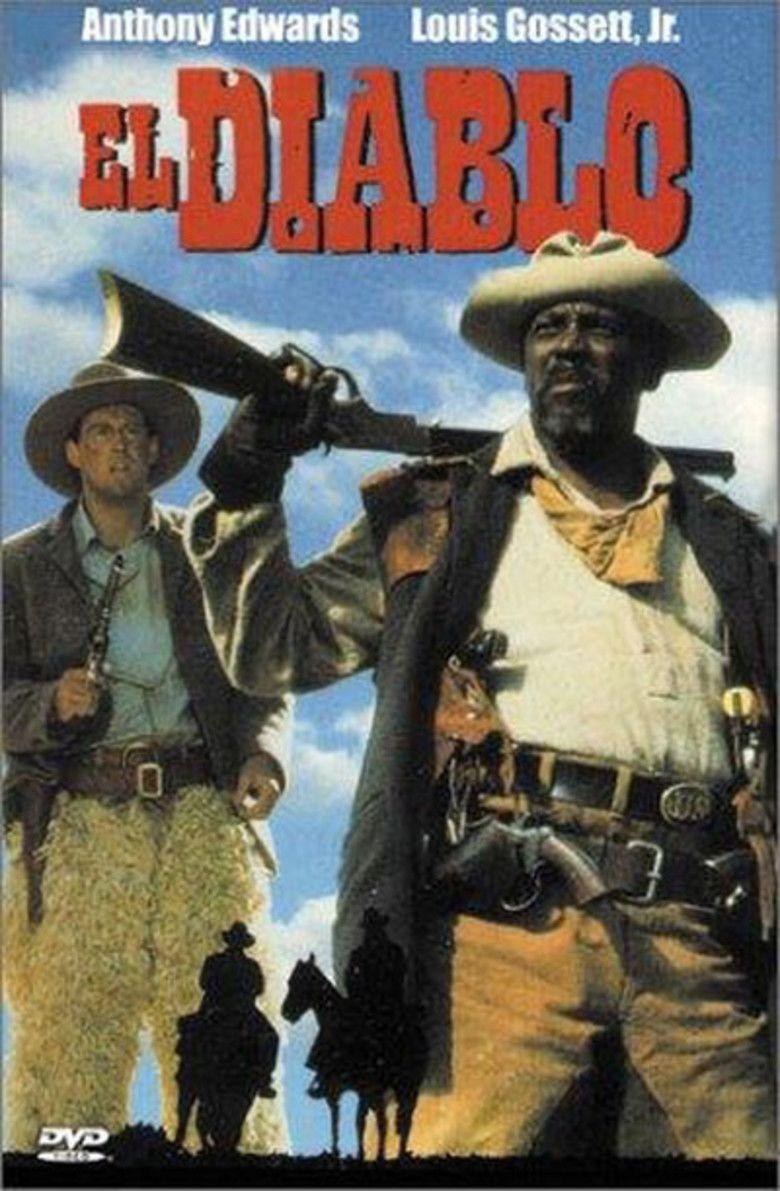 El Diablo (1990 film) movie poster