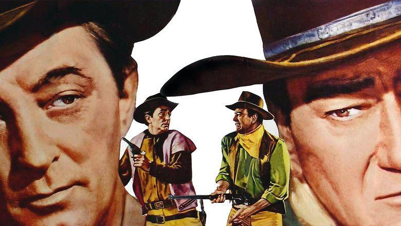 El Dorado (1966 film) movie scenes