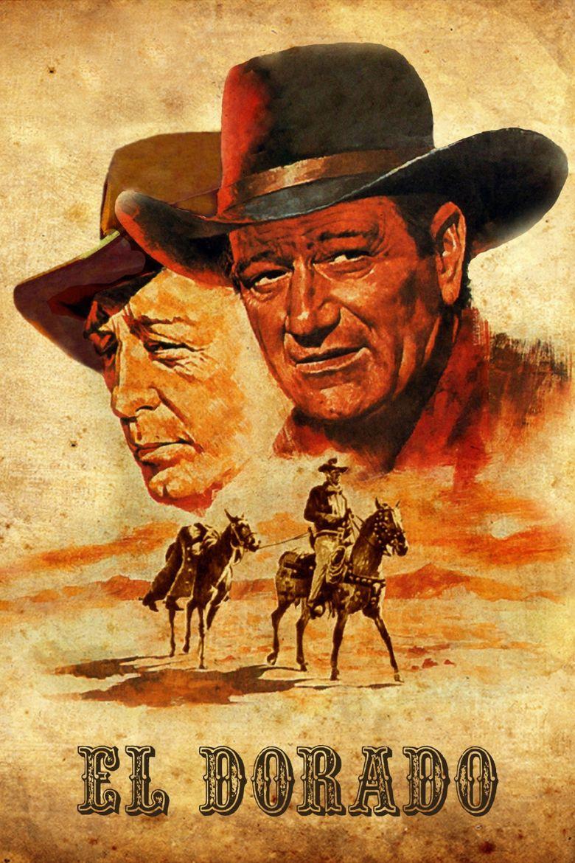 El Dorado (1966 film) movie poster