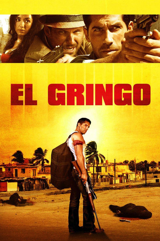El Gringo movie poster