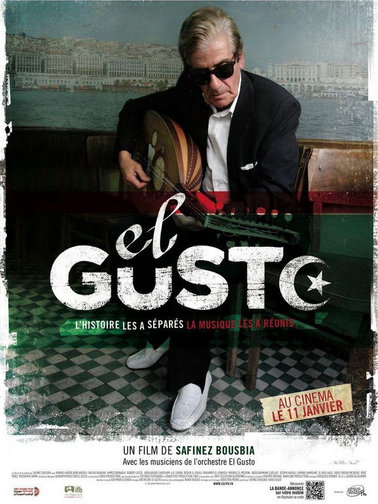El Gusto movie poster