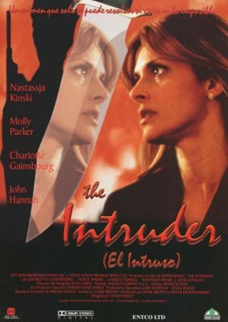 El Intruso (1999 film) movie poster