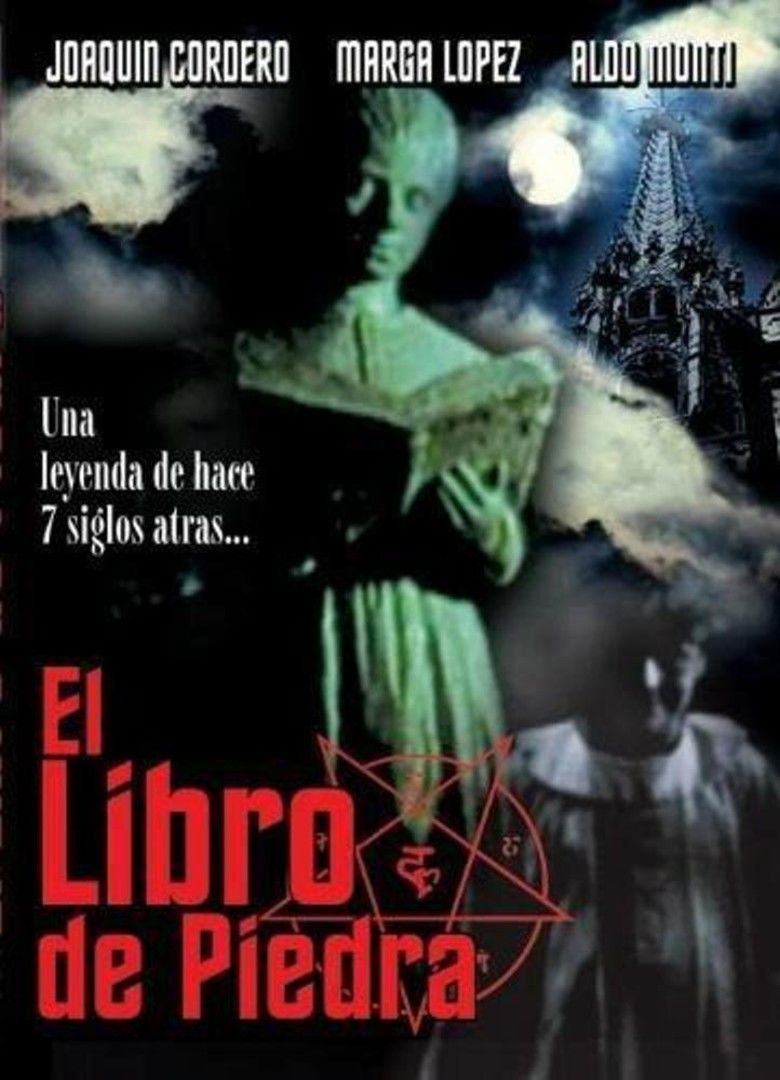 El Libro de piedra movie poster