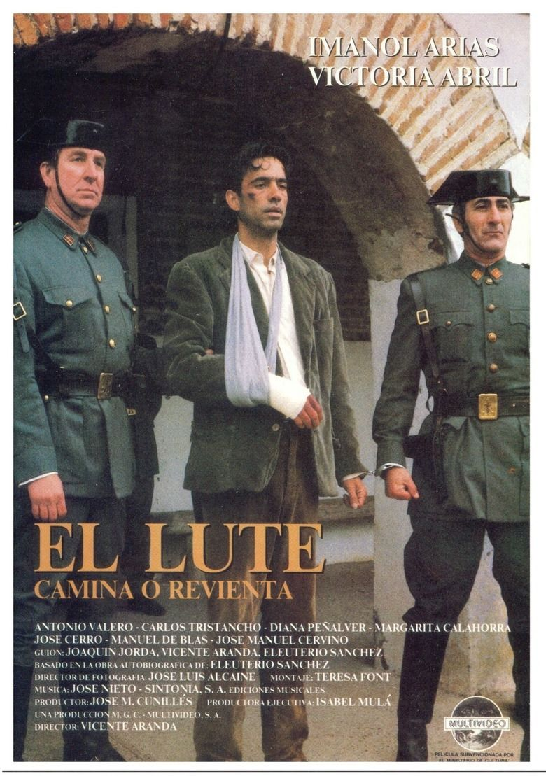 El Lute: Run for Your Life movie poster