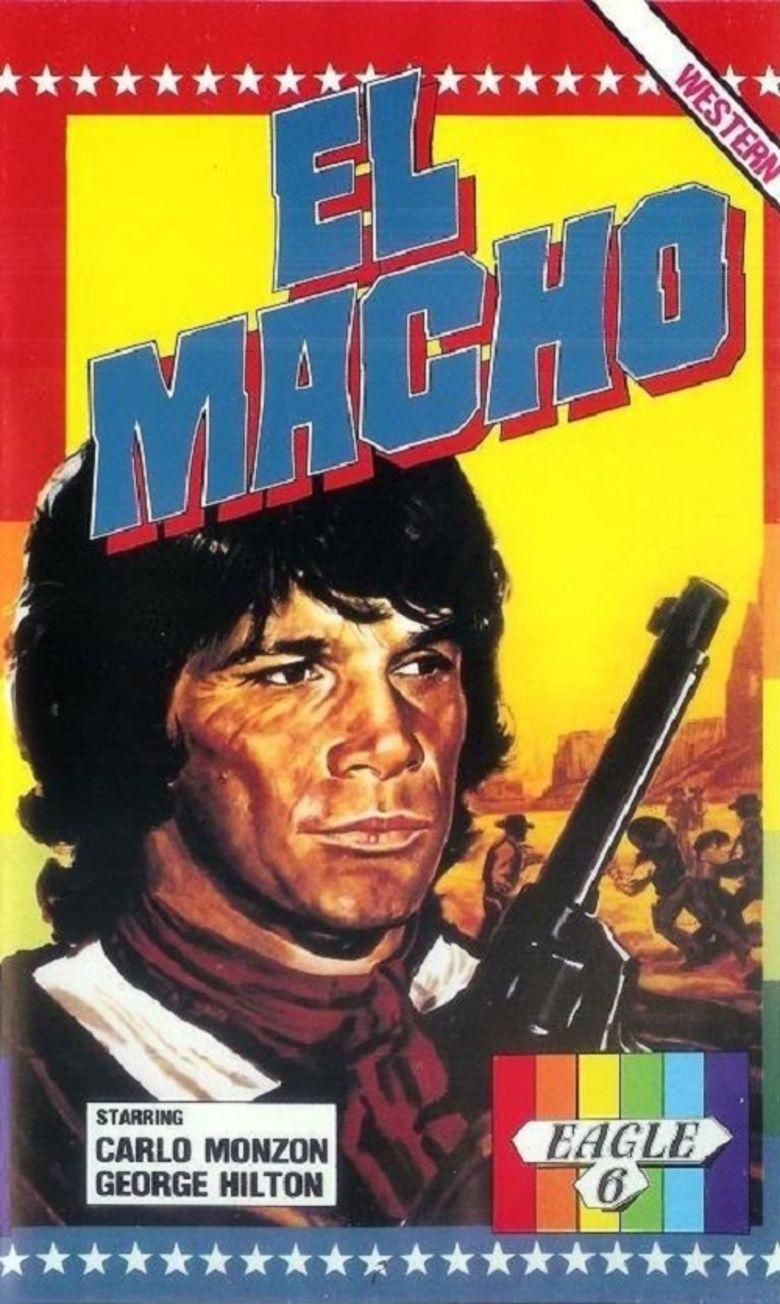 El Macho movie poster