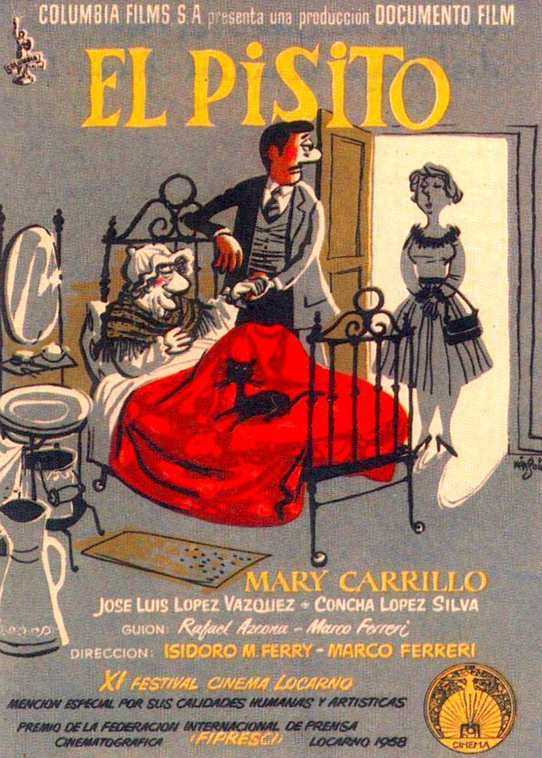 El Pisito movie poster