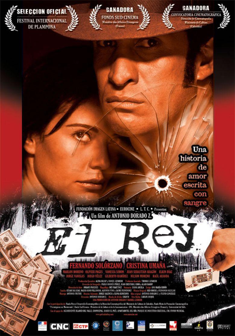 El Rey (film) movie poster