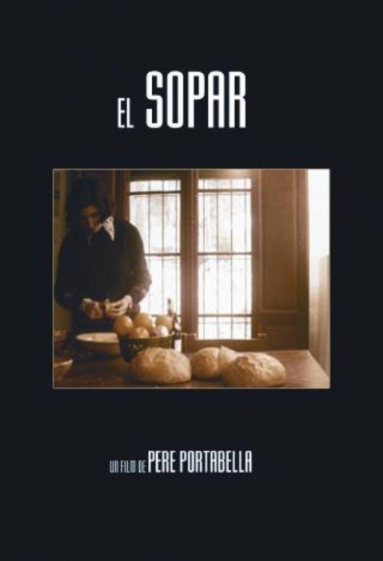 El Sopar movie poster
