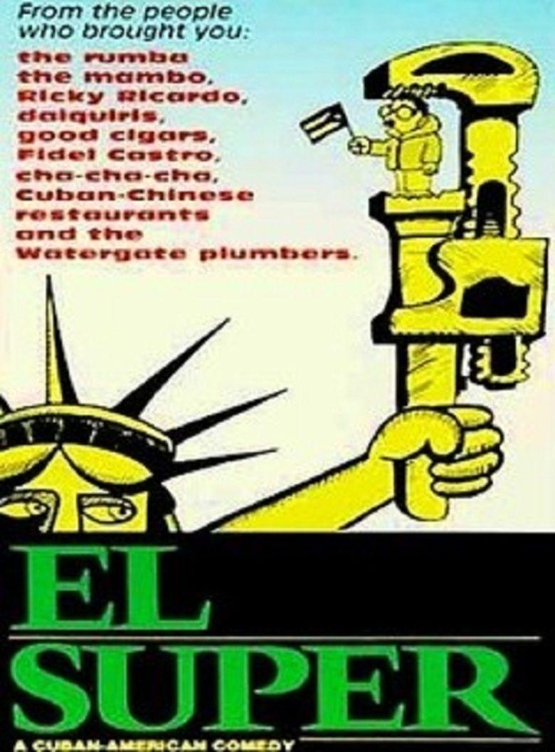 El Super movie poster