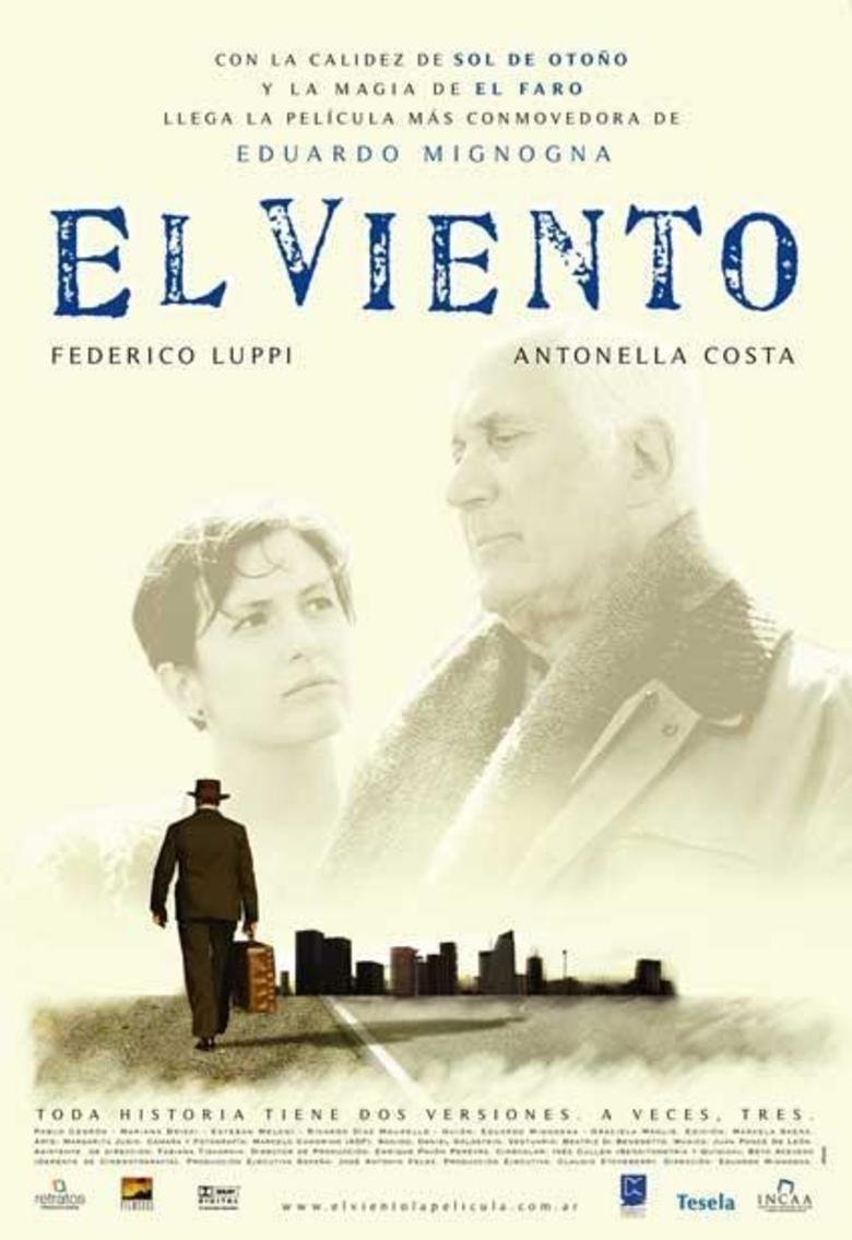 El Viento (film) movie poster