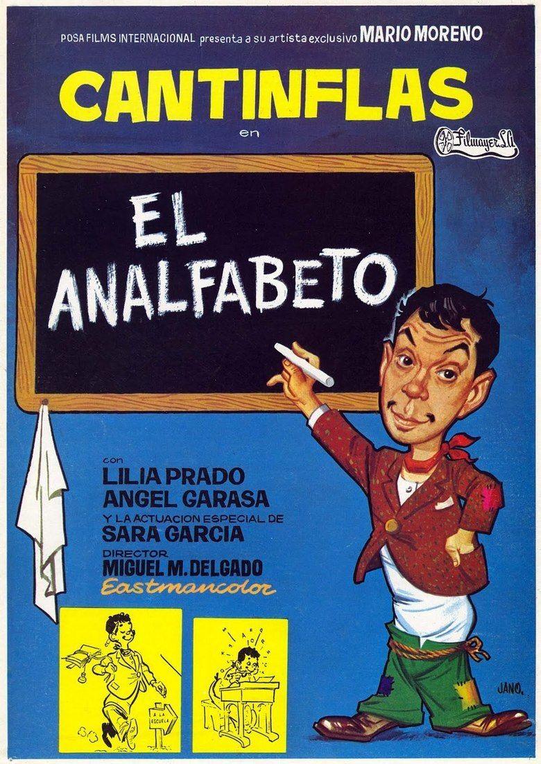 El analfabeto movie poster
