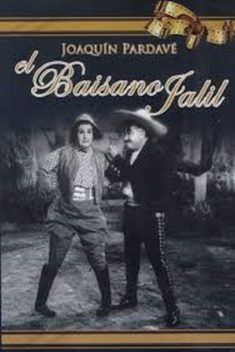 El baisano Jalil movie poster