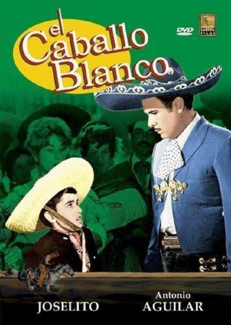 El caballo blanco (film) movie poster
