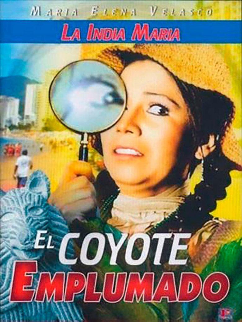 El coyote emplumado movie poster