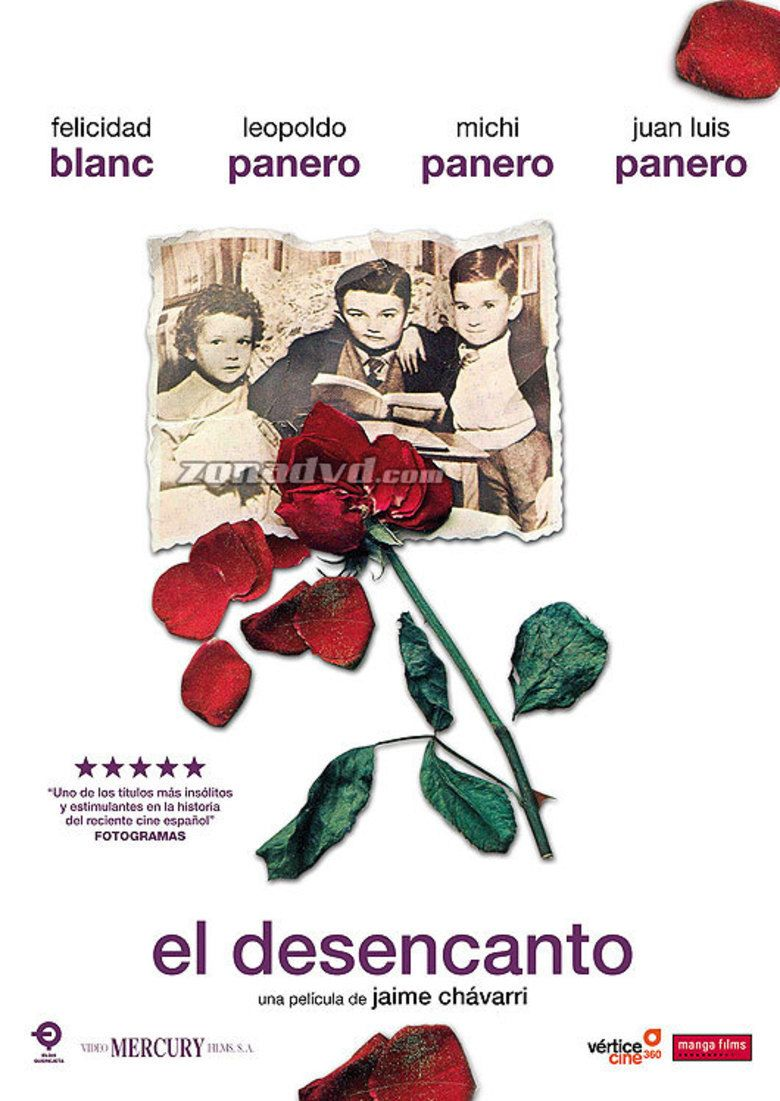 El desencanto movie poster
