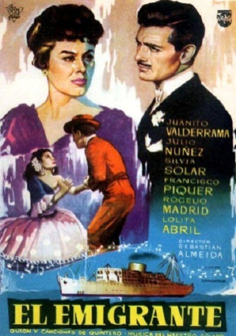 El emigrante (film) movie poster