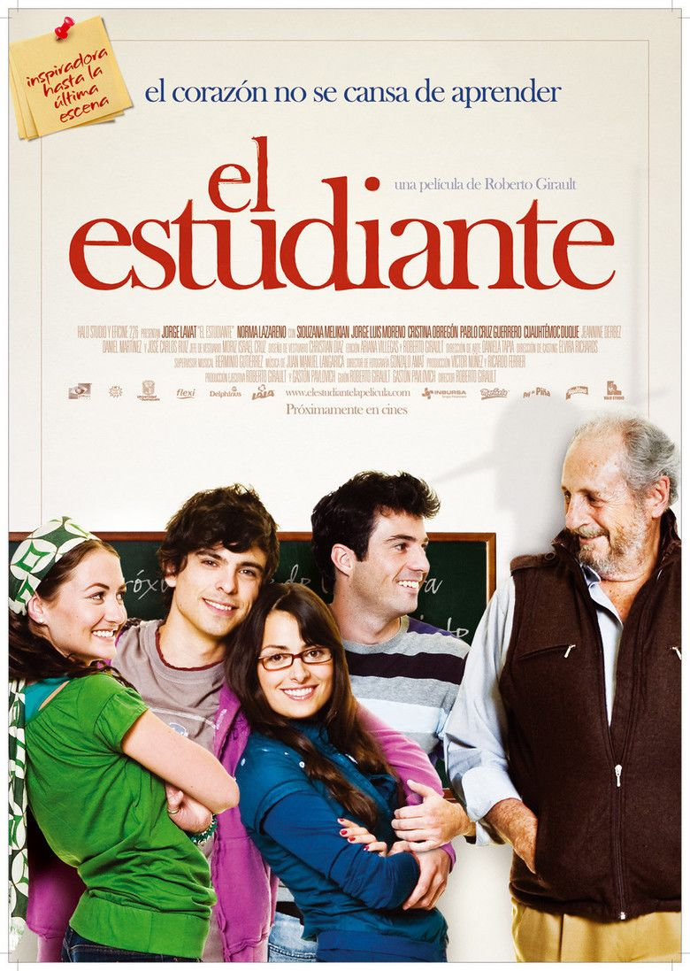 El estudiante movie poster
