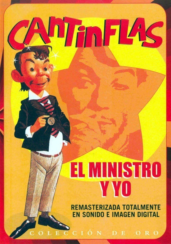 El ministro y yo movie poster