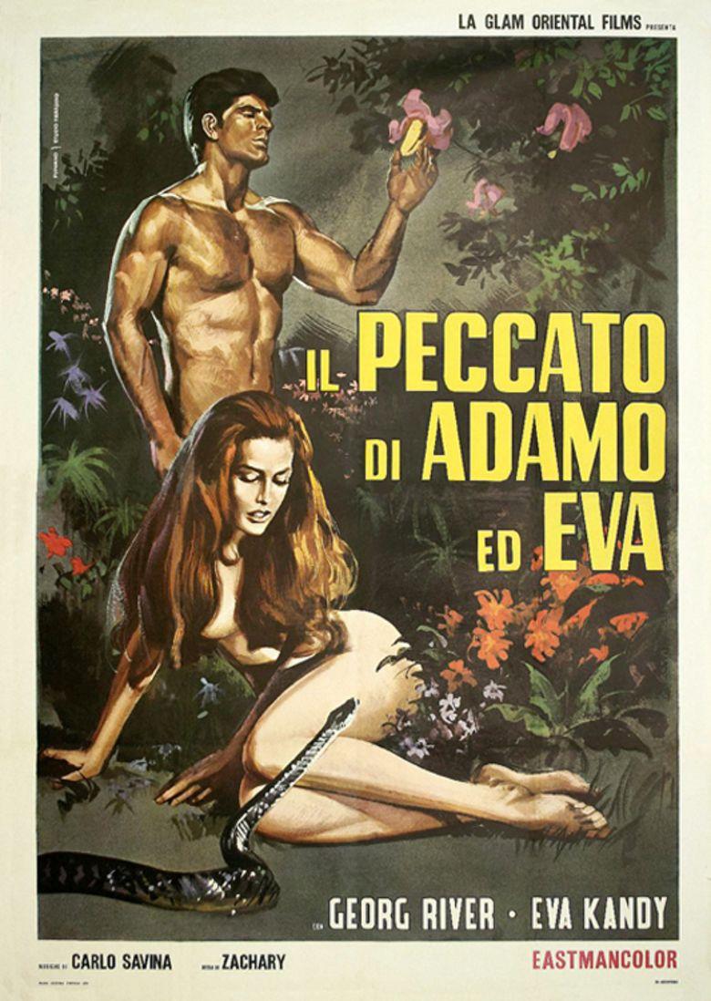 El pecado de Adan y Eva movie poster