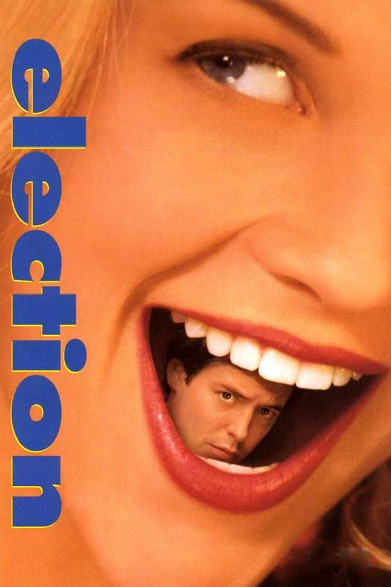 Election (1999 film) movie poster