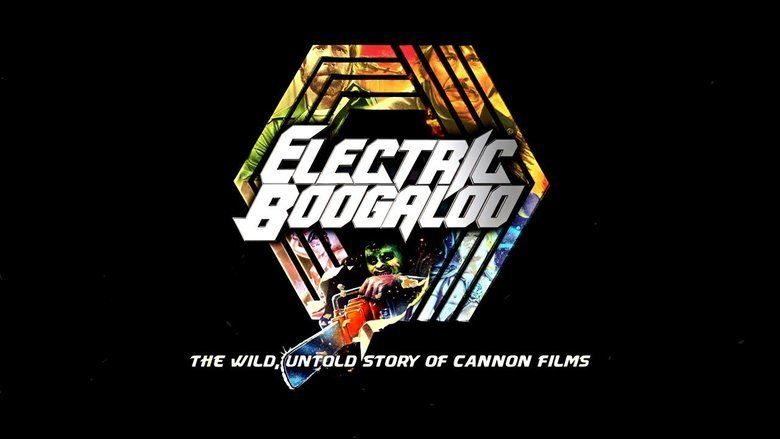 Electric Boogaloo: The Wild, Untold Story of Cannon Films movie scenes
