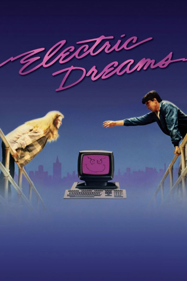 Electric Dreams (film) movie poster