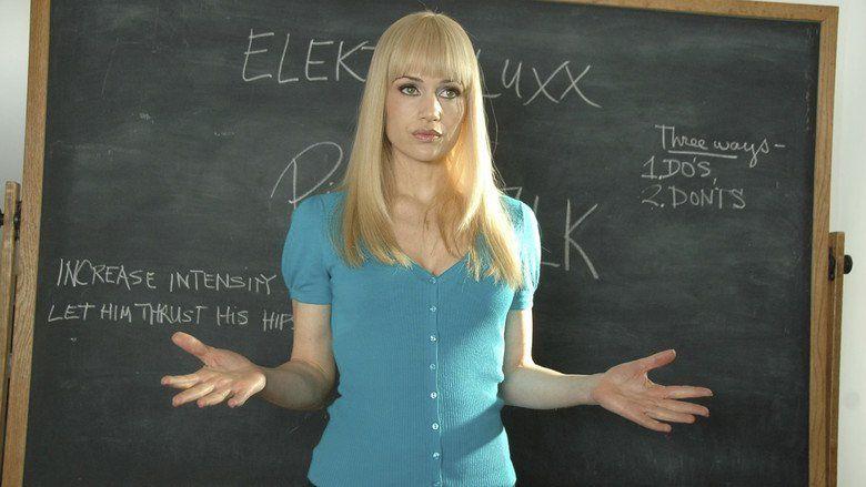 Elektra Luxx movie scenes