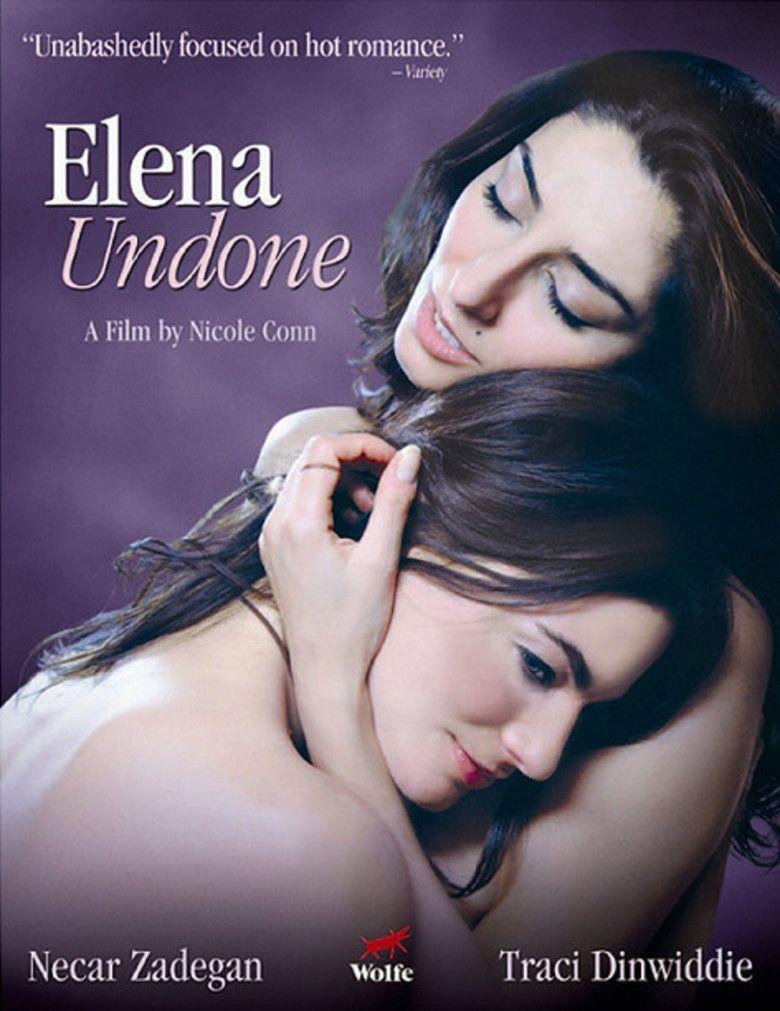 Elena Undone movie poster