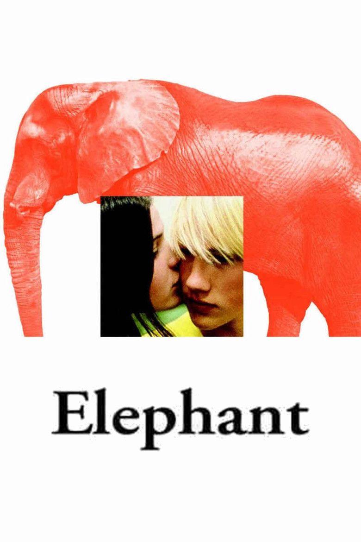 Elephant (2003 film) movie poster