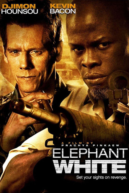 Elephant White movie poster