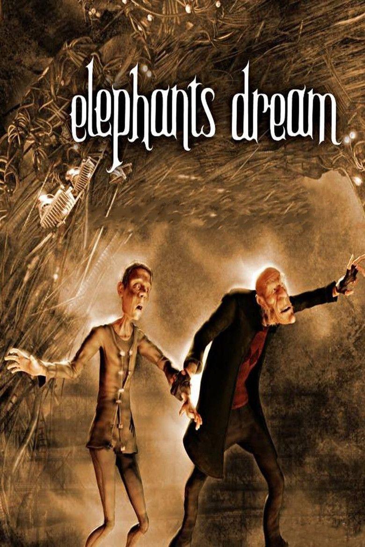 Elephants Dream movie poster