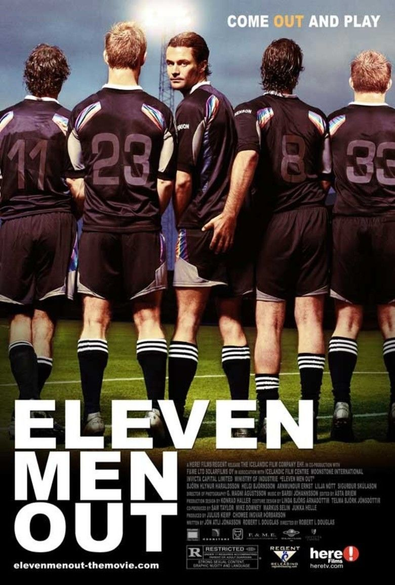 Eleven Men Out movie poster