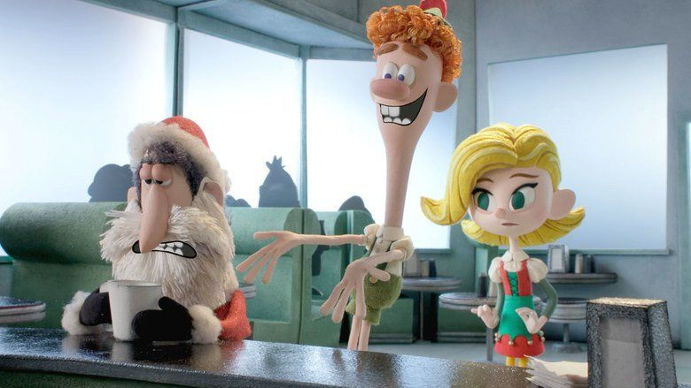 Elf: Buddys Musical Christmas movie scenes
