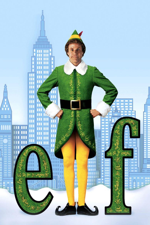 Elf (film) movie poster