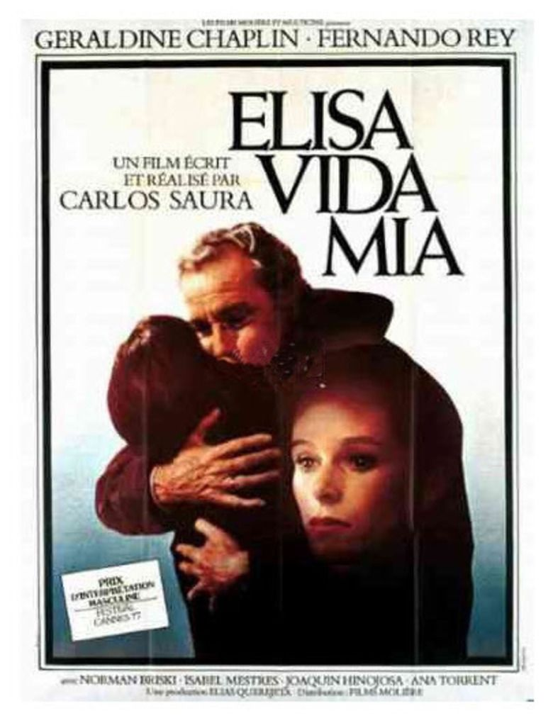 Elisa, vida mia movie poster