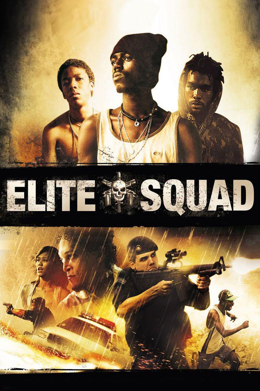 Elite Squad movie poster