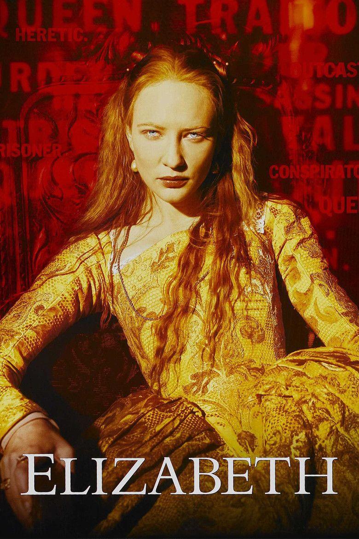Elizabeth (film) movie poster