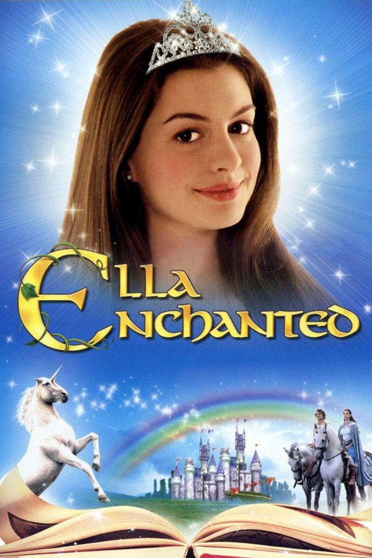 Ella Enchanted (film) movie poster