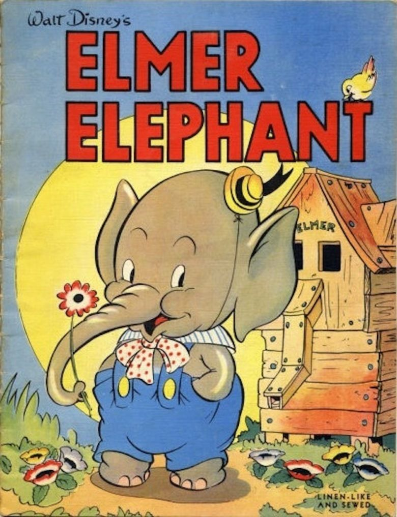 Elmer Elephant movie poster