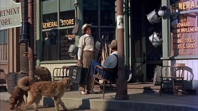 Elmer Gantry (film) movie scenes