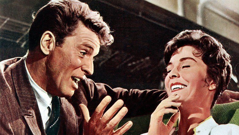 Elmer Gantry (film) movie scenes