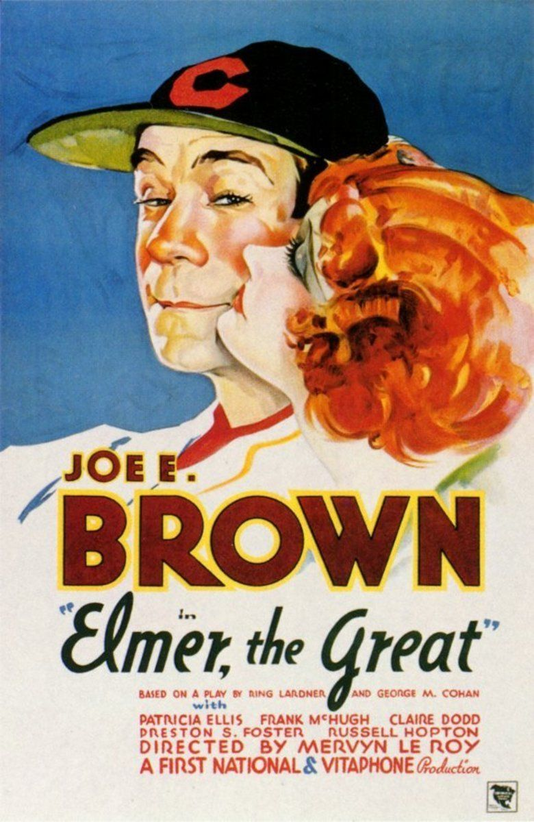 Elmer, the Great movie poster